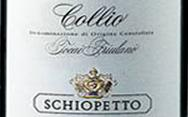 Photo of Mario Schiopetto recent releases score in the 90s by Wine Spectator